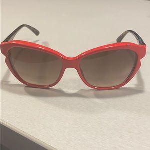 Dior Red Sunglasses